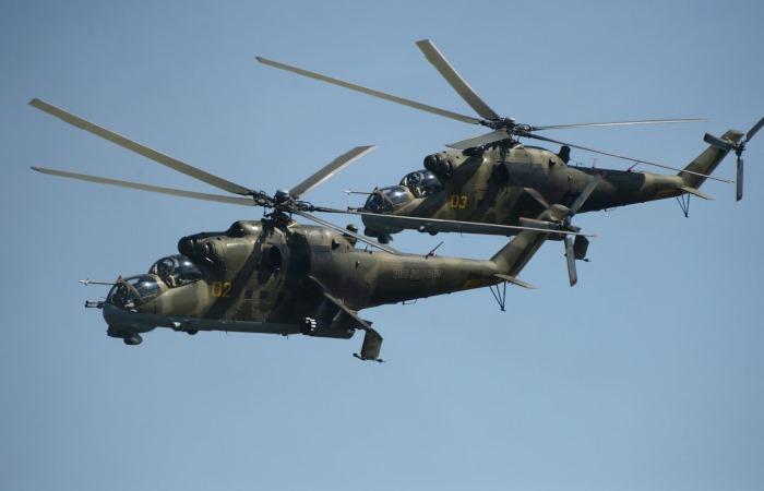 Самые грозные боевые вертолеты со всего мира