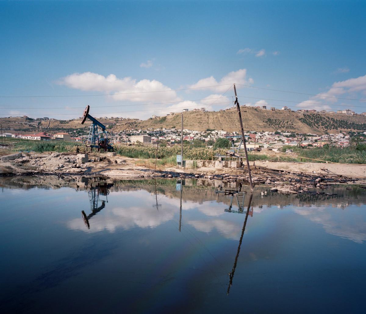 Фотопроект о меняющемся Баку от Тима Франко