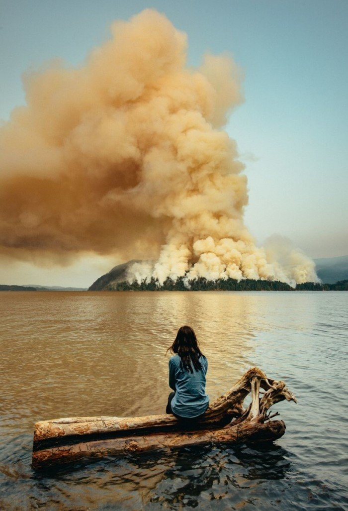 25 удивительных фотографий, сделанных без фотошопа