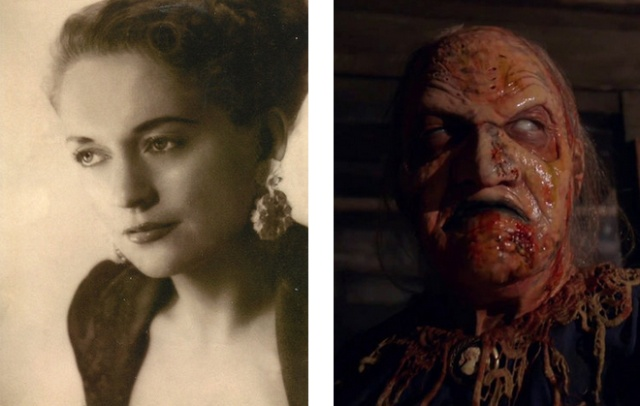 Актрисы, сыгравшие монстров в кино, в реальной жизни