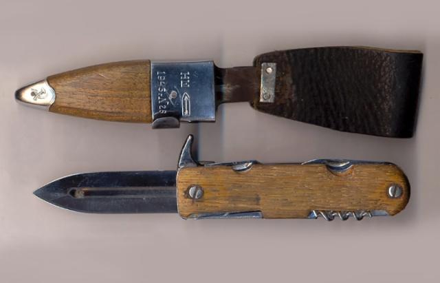 Интересные факты и история швейцарского ножа из СССР