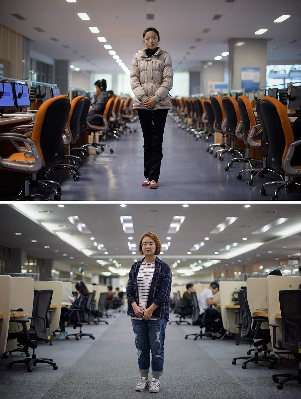Различия и сходство жизни по обе стороны корейской границы