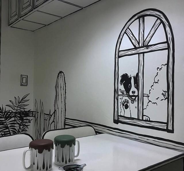 Что вы видите: рисунок или фото?