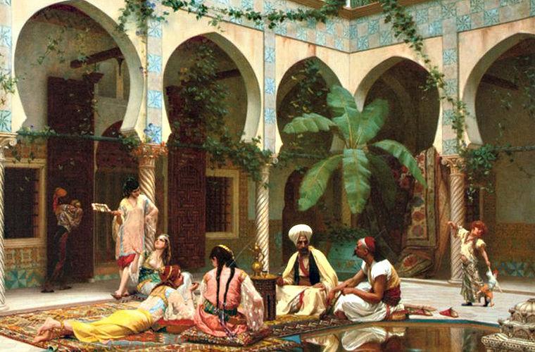 Правила и нравы турецких гаремов