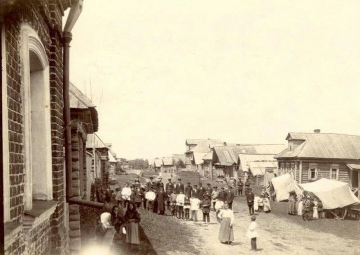 Россия конца 19 века на фото