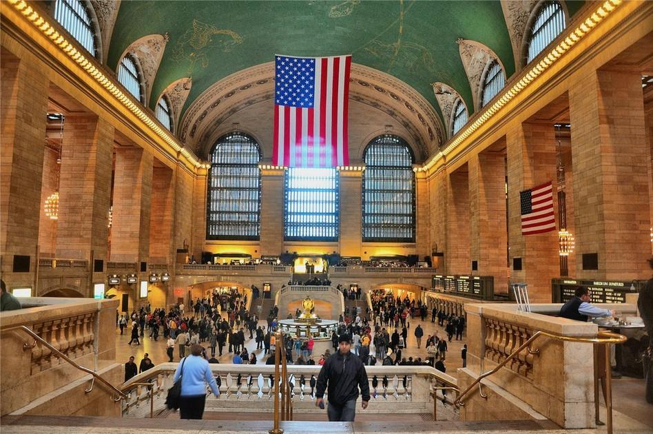10 самых красивых железнодорожных вокзалов мира