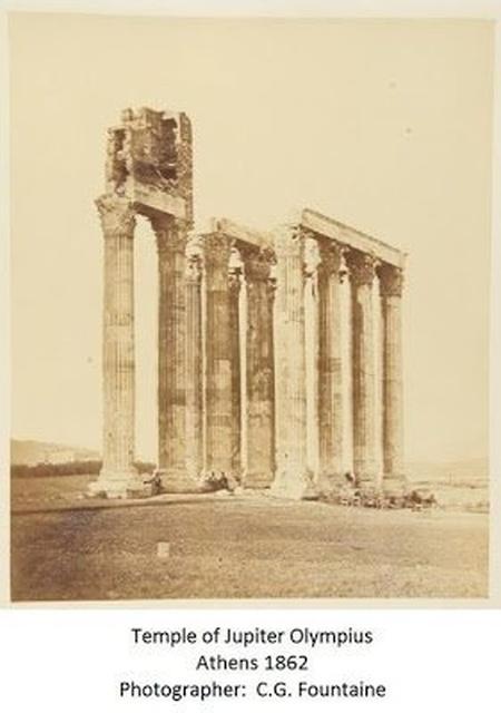 Британец разгадал тайну храма Зевса Олимпийского в Афинах