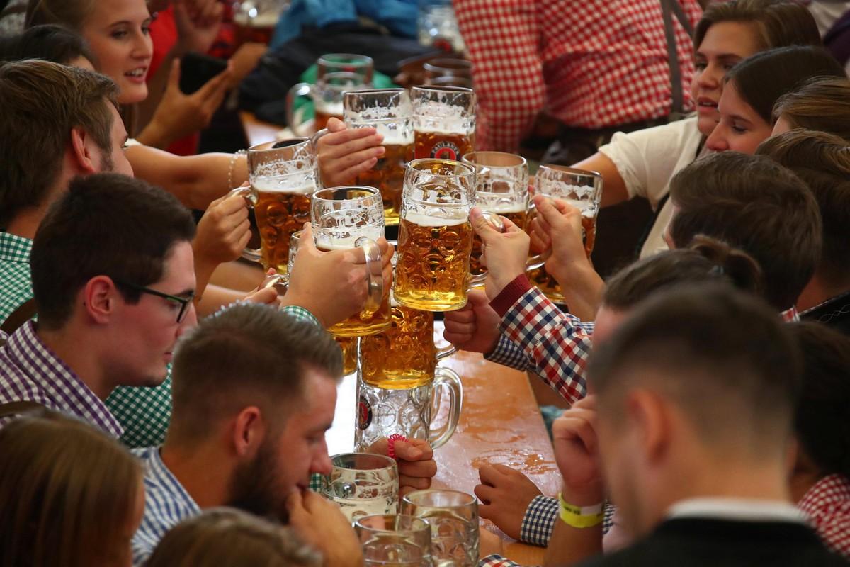 Октоберфест 2018 стартовал в Германии