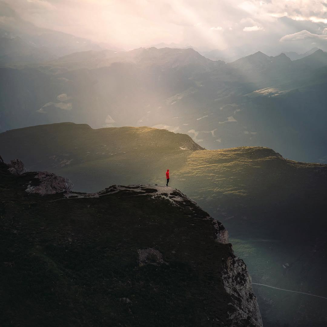 Природа и путешествия на снимках Давиде Анзиманни
