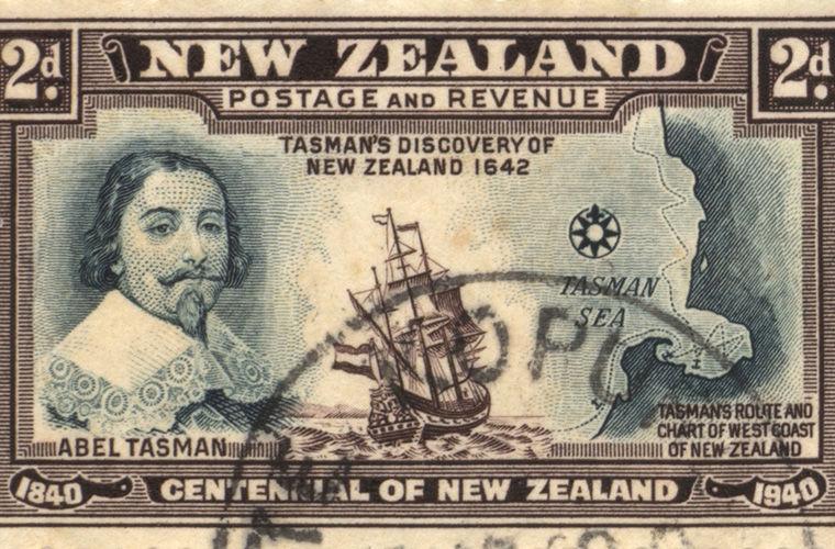 О происхождении названия Новой Зеландии