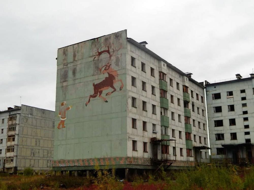 Рейтинг самых жутких российских городов-призраков