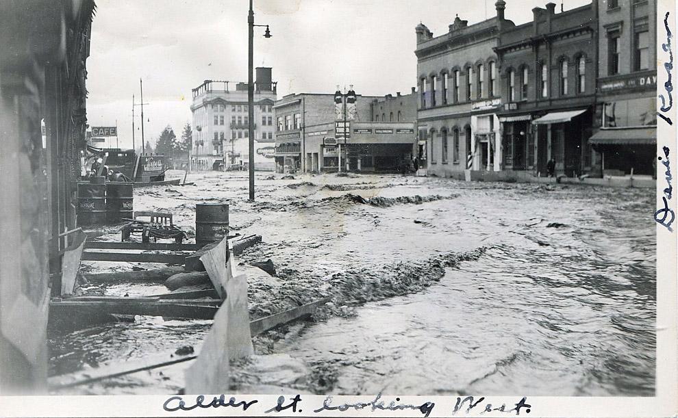 Самые смертоносные наводнения в мире