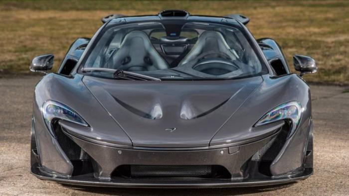 Чемпион Формулы-1 продает свой McLaren P1