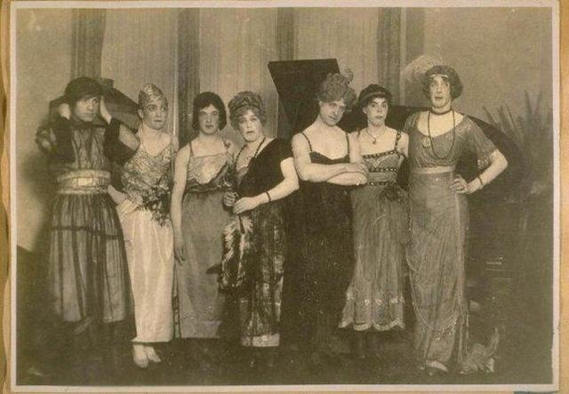 Интересные фотографии из прошлого
