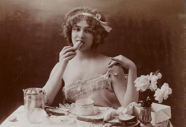 Эротические фото времен эдвардианской эпохи в 1900-е годы