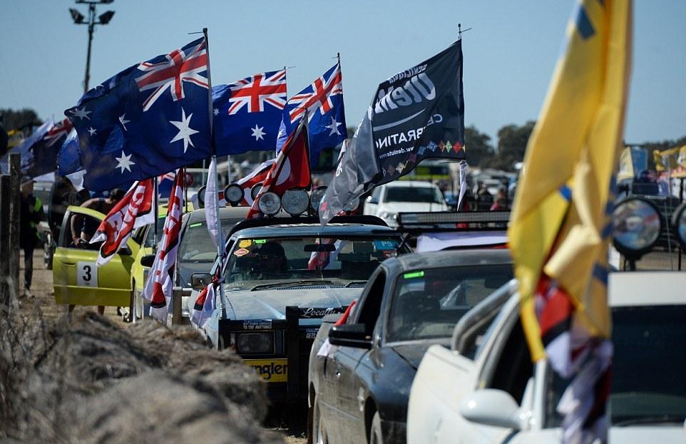 Ежегодный фестиваль Deni Ute Muster в Австралии