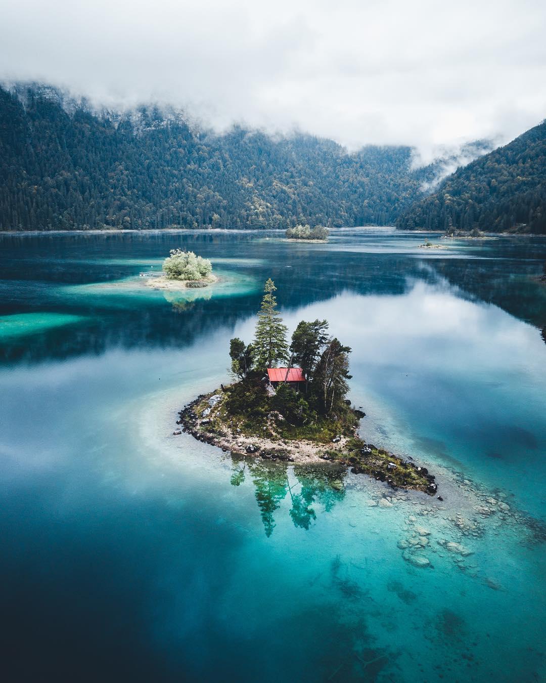 Природа и путешествия на снимках Ханнеса Стиера