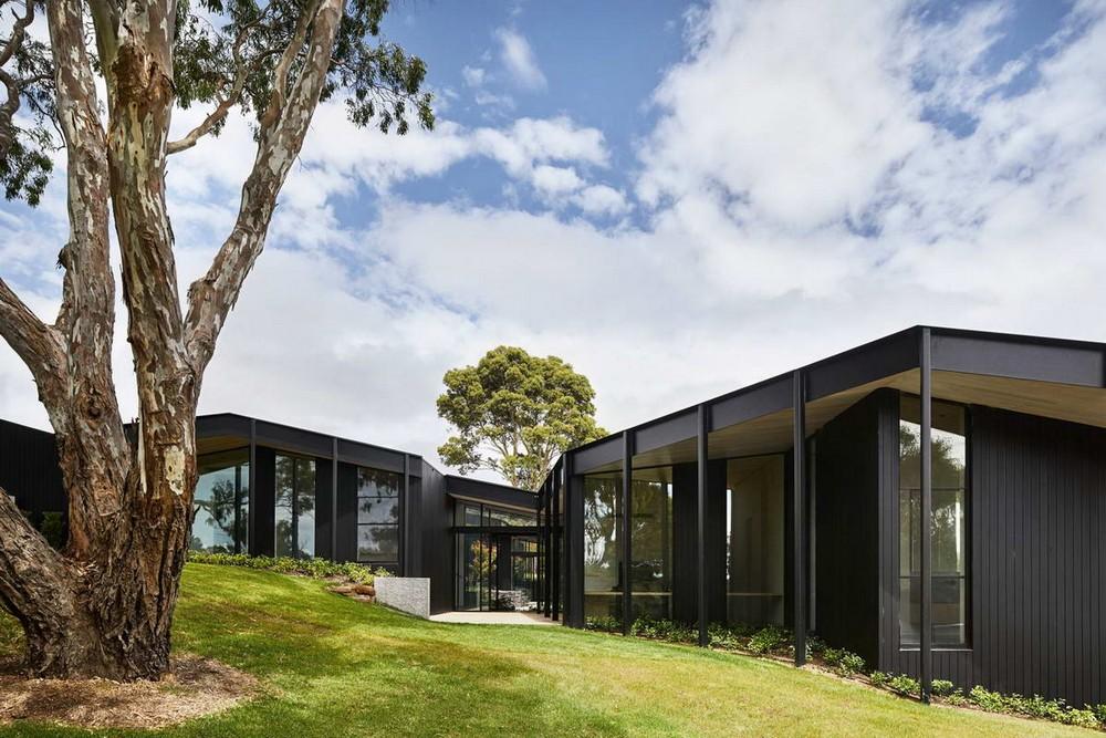 Фермерский особняк в Австралии