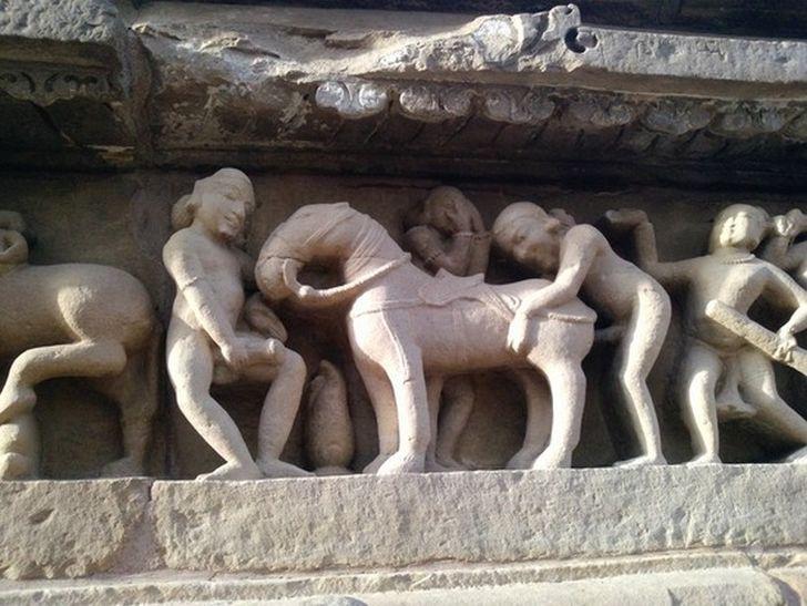 Шокирующие сексуальные традиции древних цивилизаций