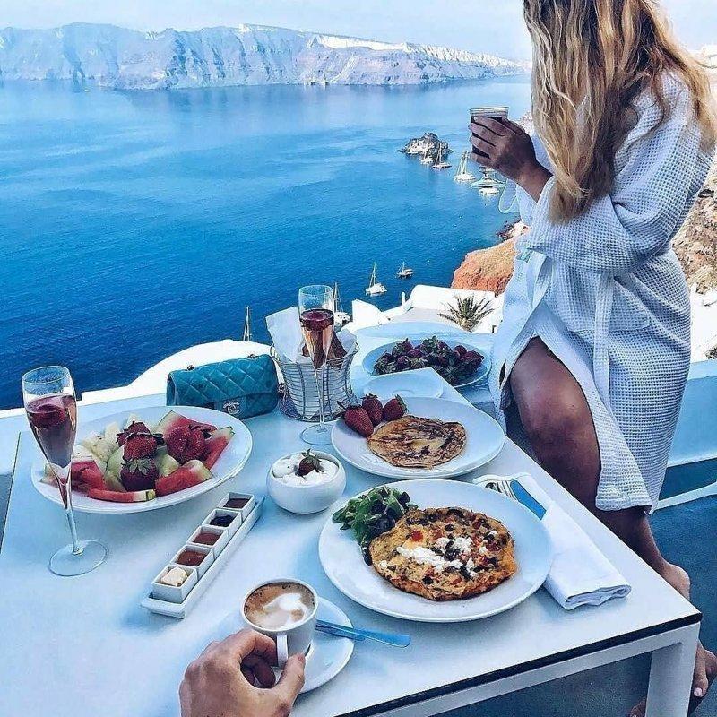 Завтрак моей мечты картинки