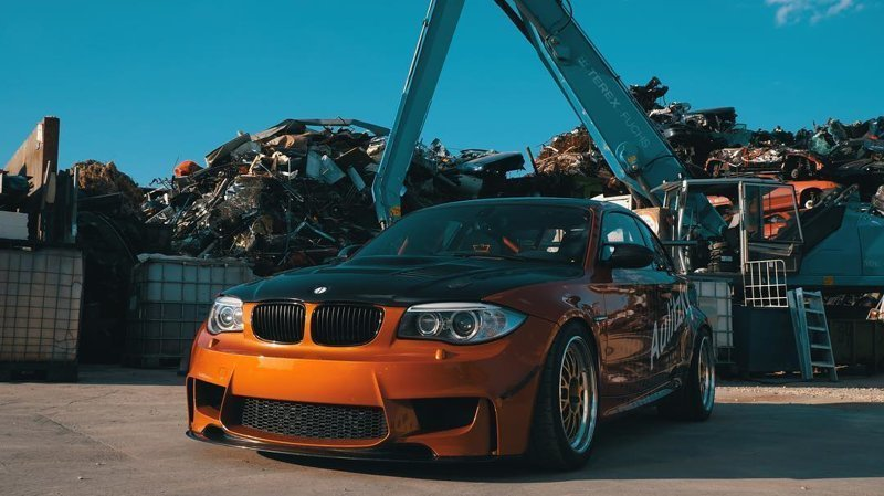 Примеры классного тюнинга машин BMW