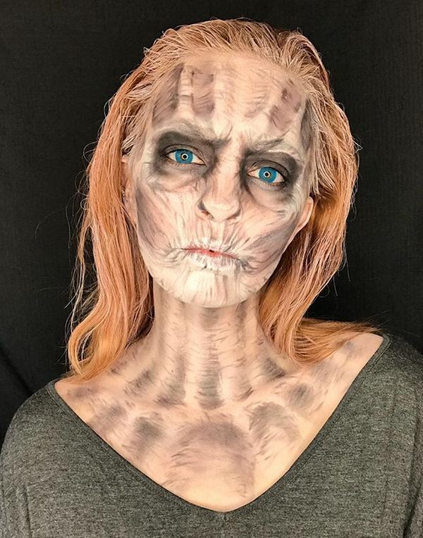 Жуткие костюмы и образы для Хэллоуина