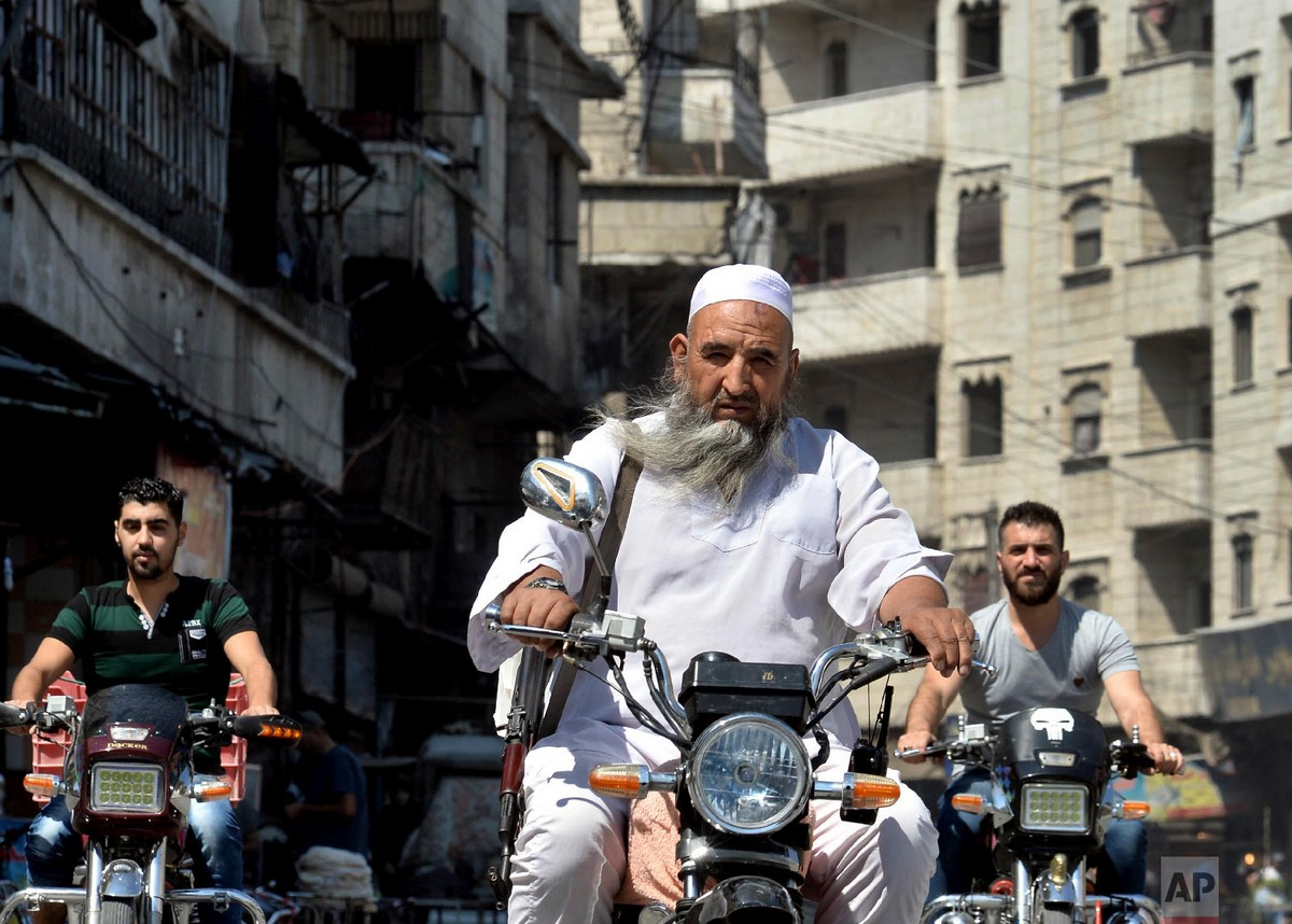 Повседневная жизнь на Ближнем Востоке