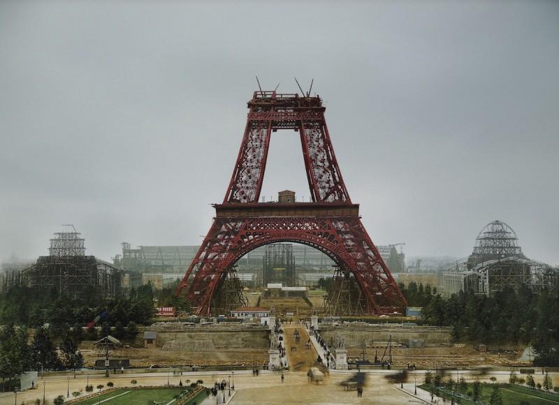 Строительство известных мировых достопримечательностей