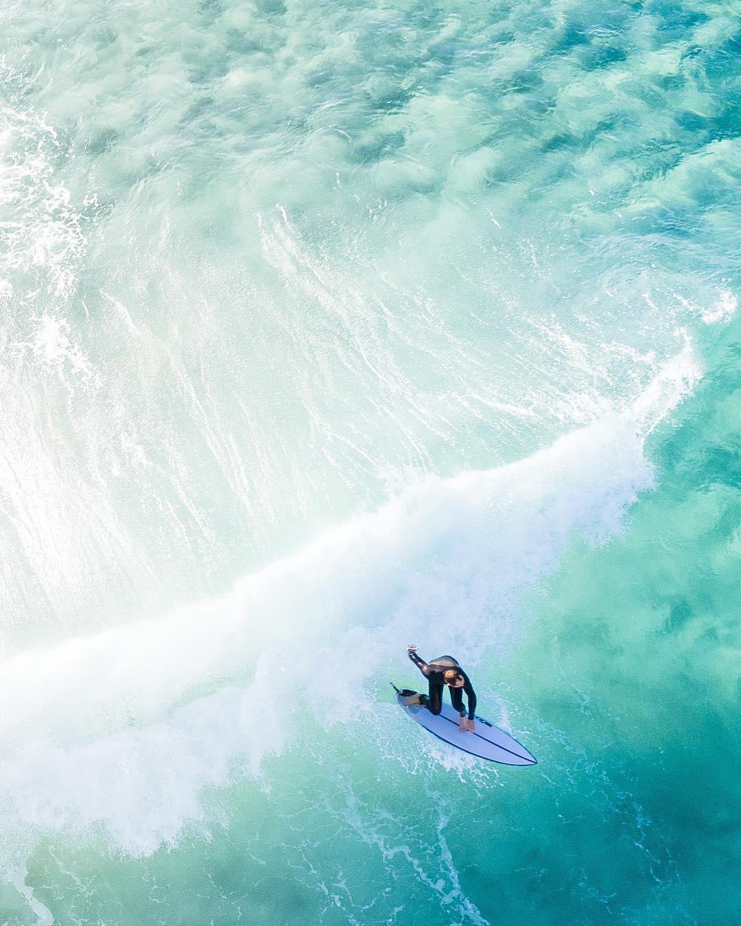 Австралия на аэрофотоснимках от Честера Си