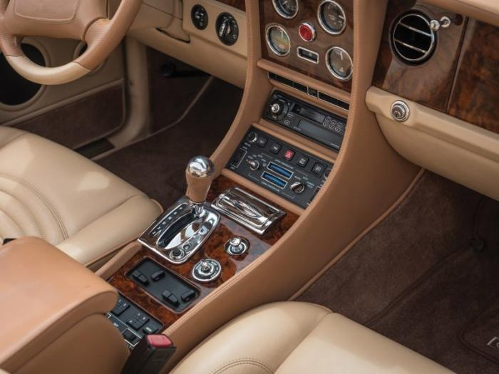 Bentley Continental SC 1999 - седан купе