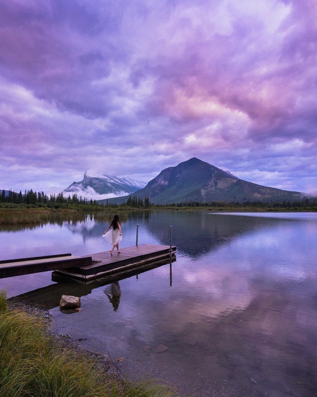 Природа и приключения на снимках Кайла Хубера