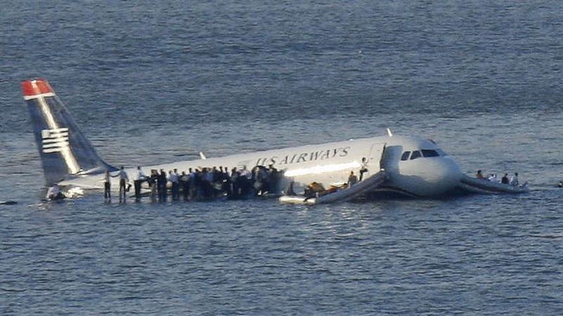 Самые невероятные посадки самолетов