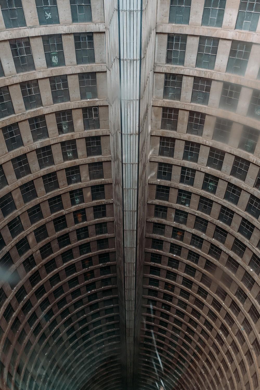 55-этажная башня Понте-Сити в Йоханнесбурге