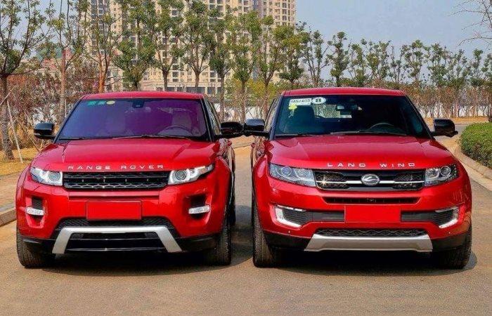 Китайские подделки товаров популярных брендов