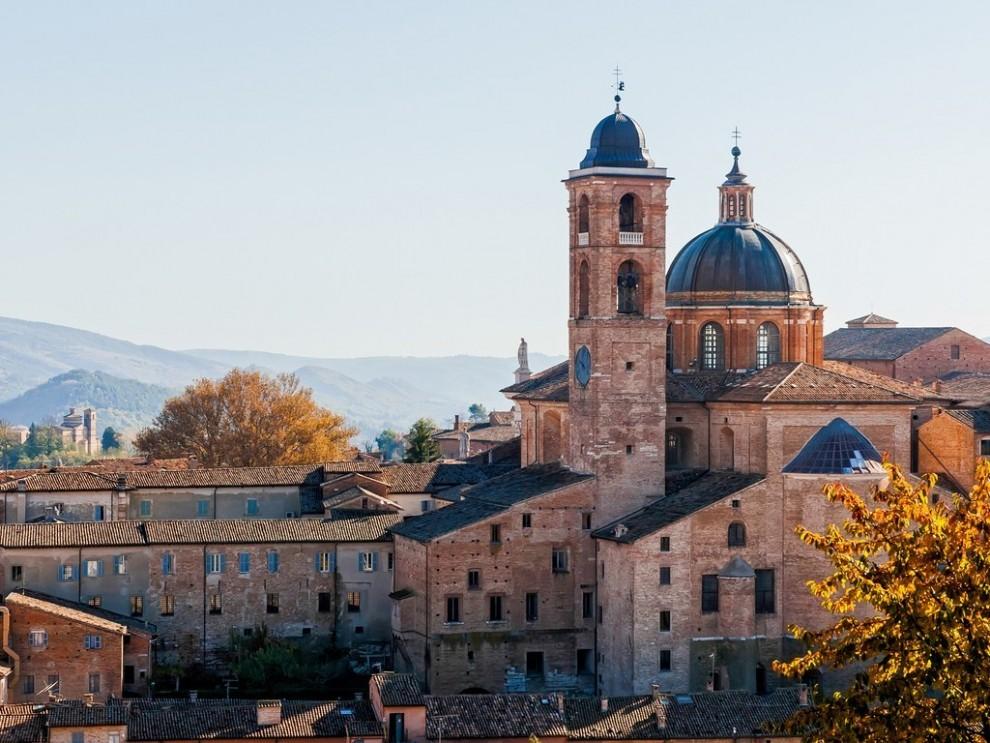 Красота горных городков Италии
