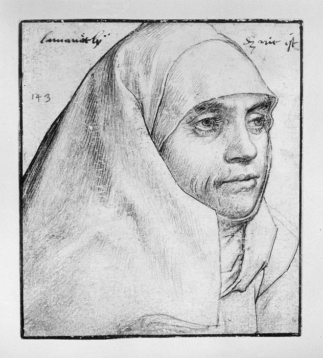 Бегинки - женщины, маскировавшиеся под монахинь
