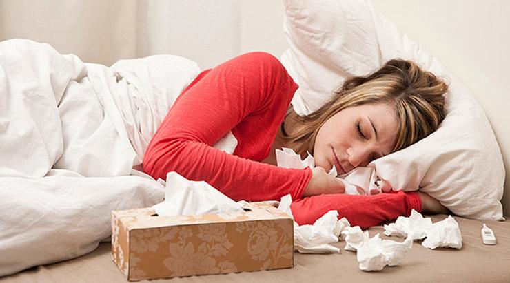 10 мифов о простуде