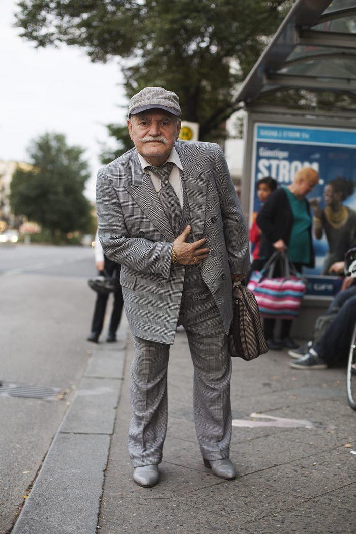 86-летний стиляга из Германии
