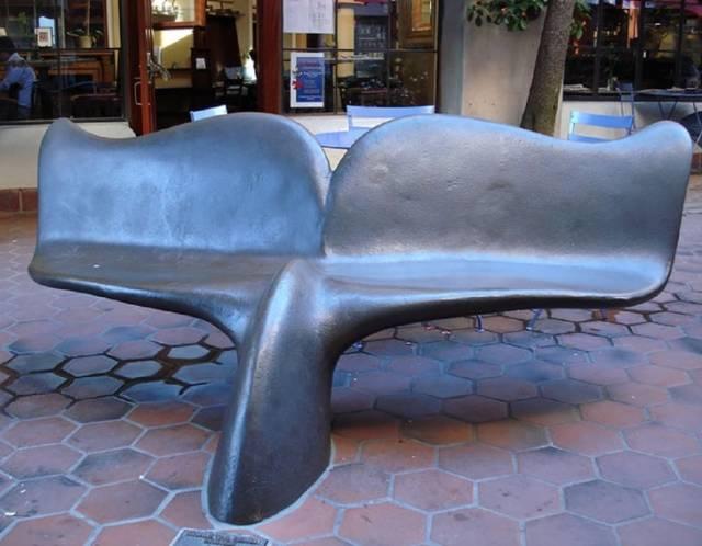 Креативные дизайнерские решения на улицах городов