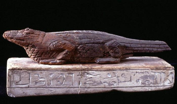 Обожествление крокодилов в Древнем Египте