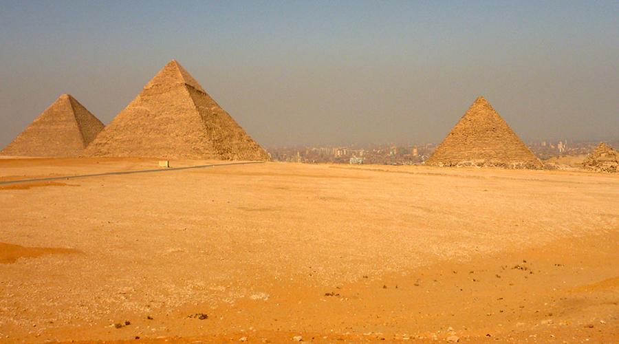 Неразгаданные тайны Древнего Египта