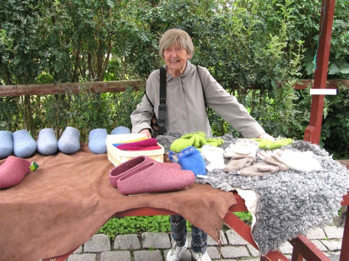 Дагни Карлссон из Швеции – самая великовозрастная женщина-блогер