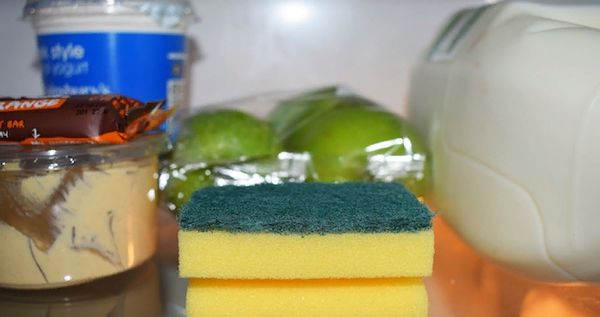 Использование губки для посуды в различных целях
