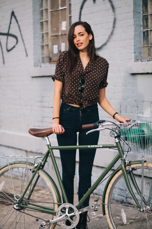 Нью-Йоркский велосипедный стиль