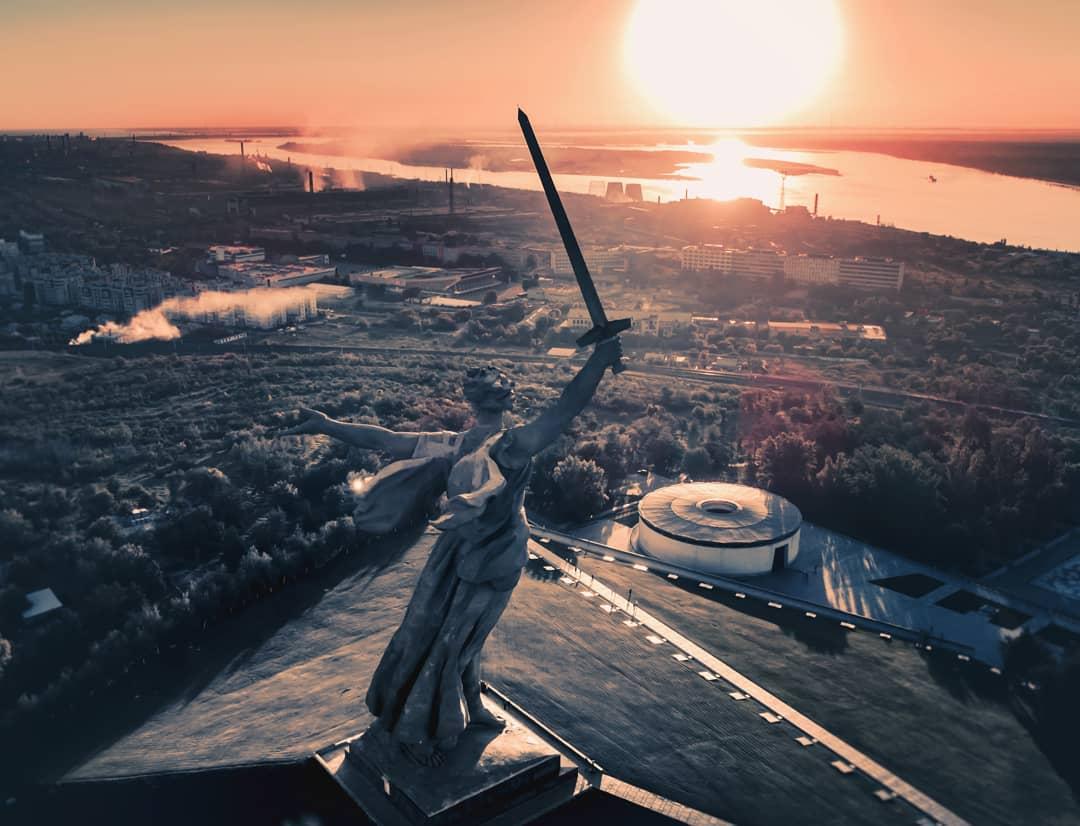 Россия с высоты на аэрофотоснимках Игоря Огарева