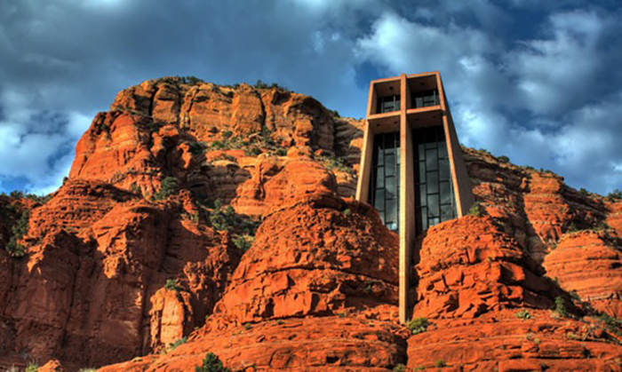 Храмы, которые стали образцами современной архитектуры
