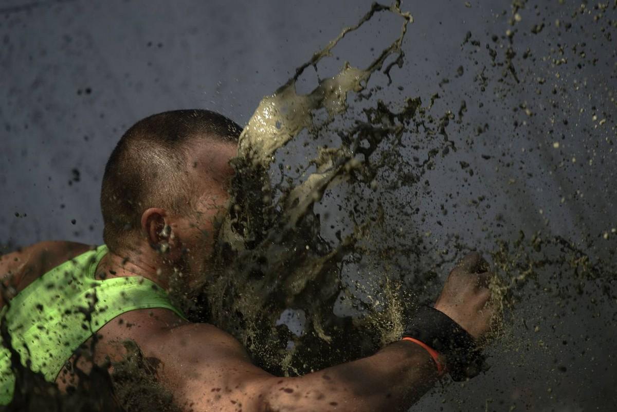 Ежегодное соревнование Забег Диких Кабанов в Австралии
