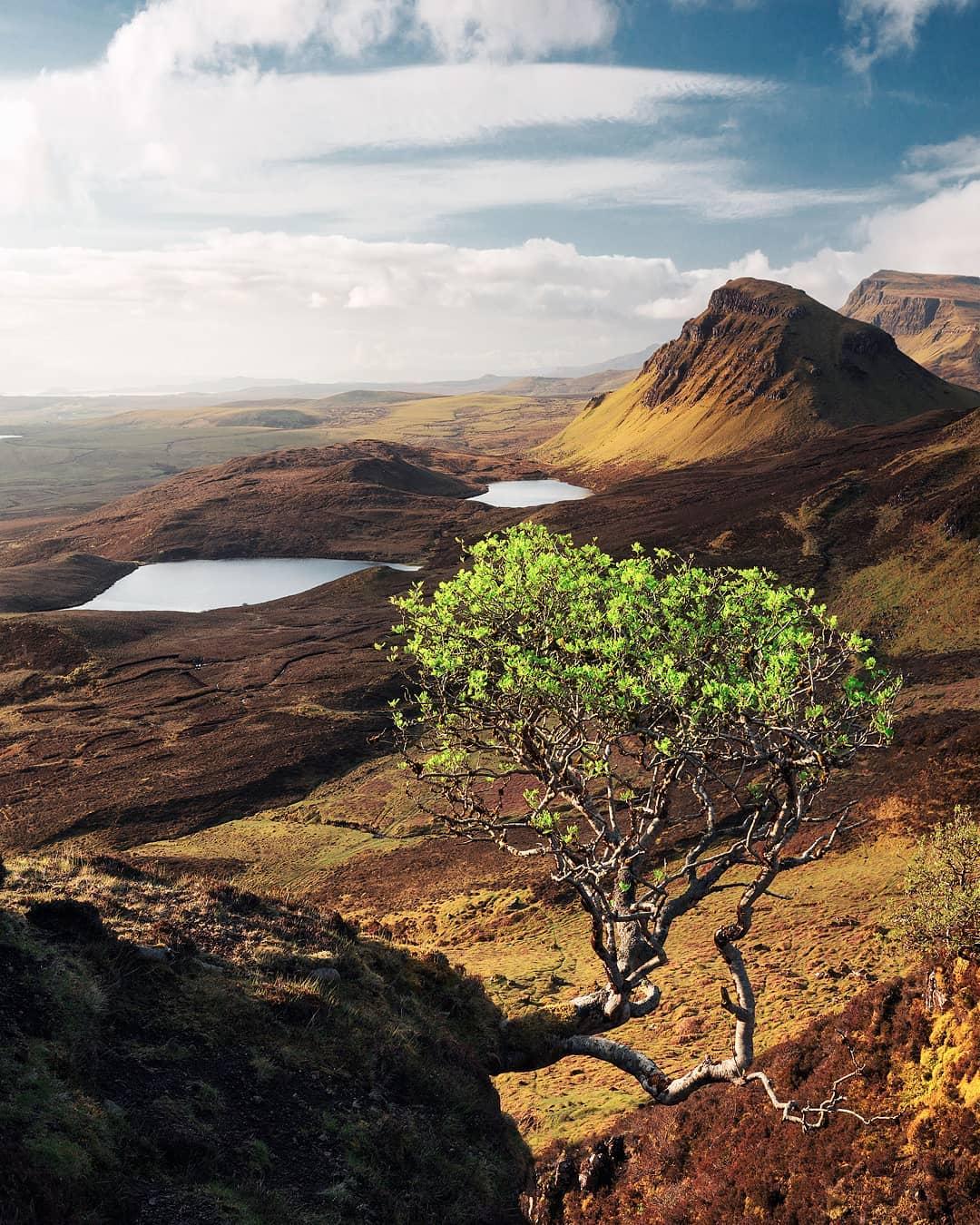 Красота природы на снимках Лукаса Фурлана