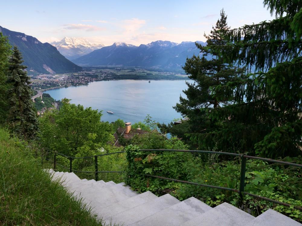 Новая жизнь столетнего дома в Швейцарии