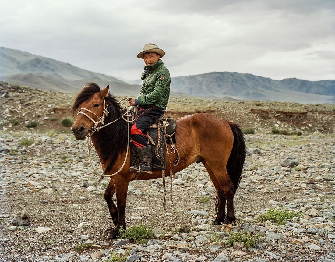 Пустыни, горы и равнины Монголии на снимках Фредерика Лагранжа